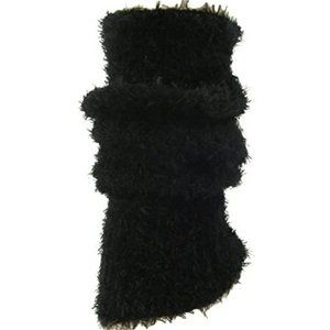 Women's 2-Pair/Pack Fashion Soft Wool Leg Warmer
